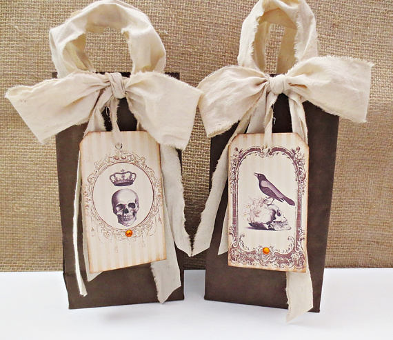Etsy Halloween Bags