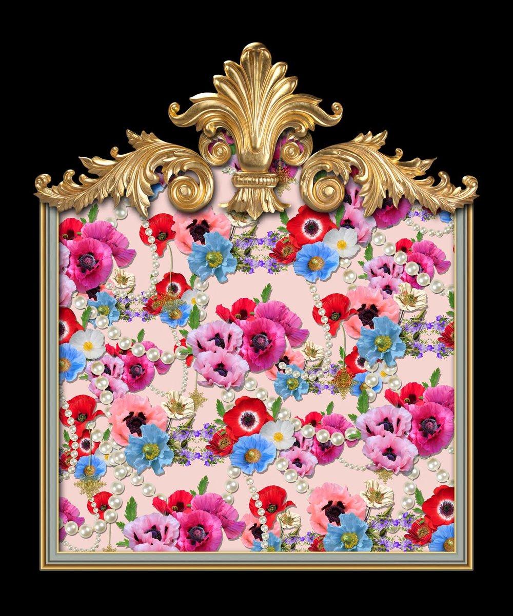Poppy Parade in Blush