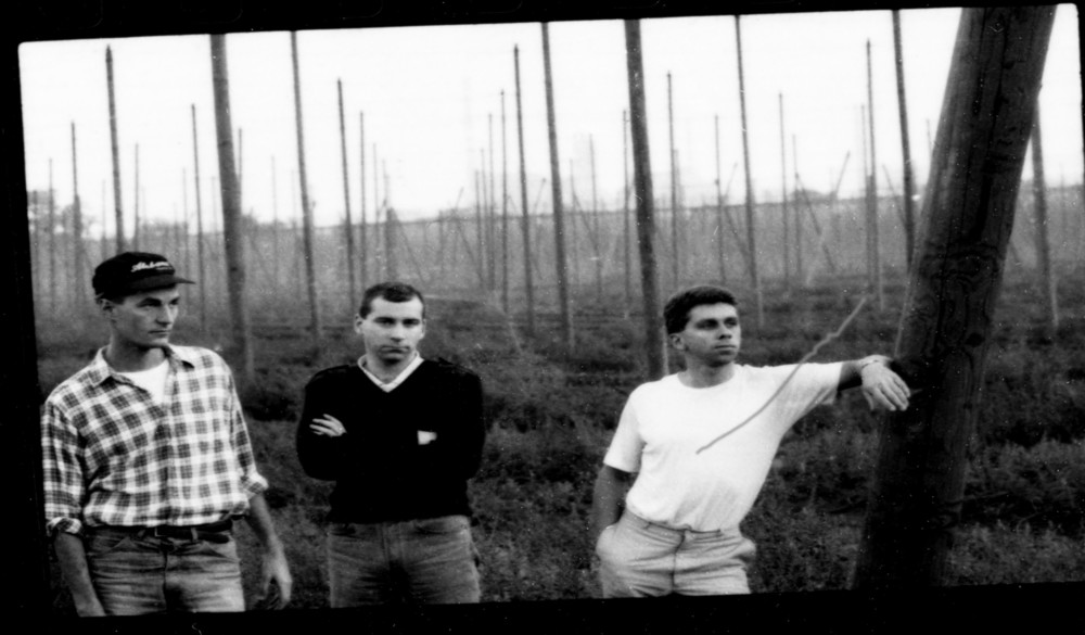FAT in the hop fields of Moravia after Magnetizer recording sessions