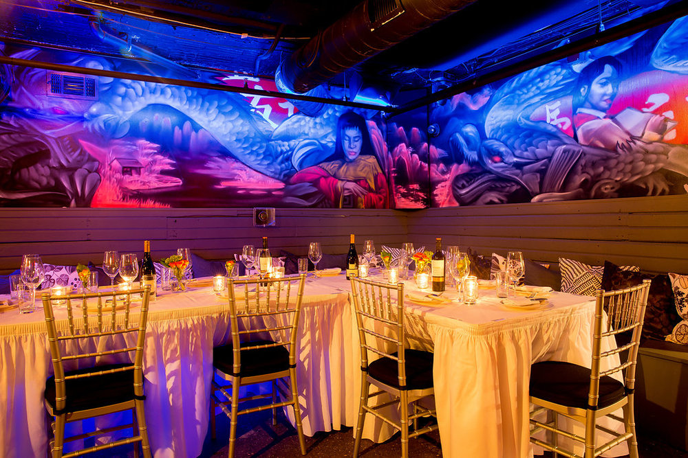 Ms. Wongs - Enjoy fun, private events in our