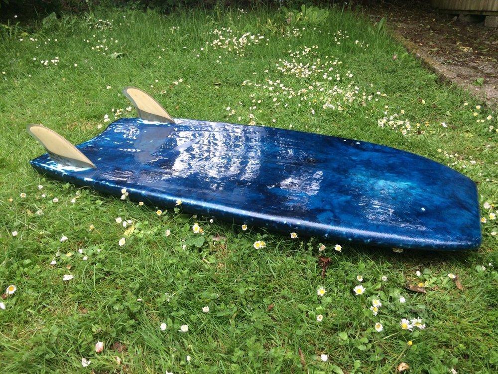 017 Tencel Blue foam surfboard .jpg