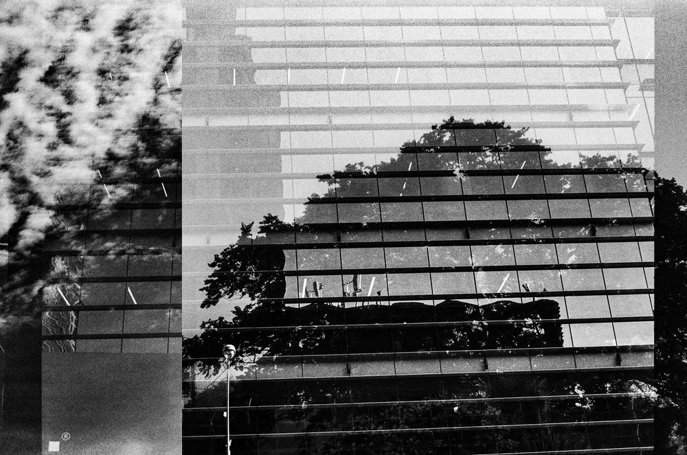 new york and south africa 35mm film double exposures12