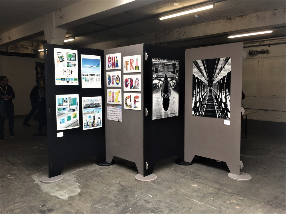 D&AD 2018 x Taylor Hawkes Design Finalists Exhibition