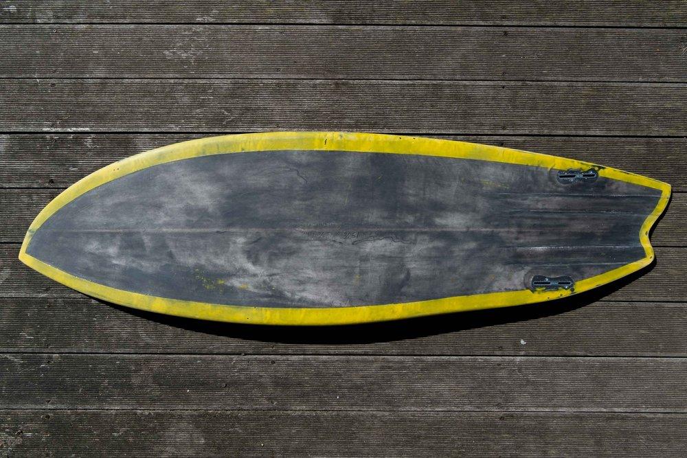 Asymmetric 2.0 // Experimental Surfboard Design -
