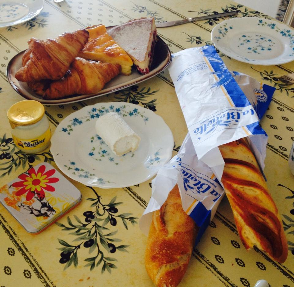 My breakfast in France.jpg