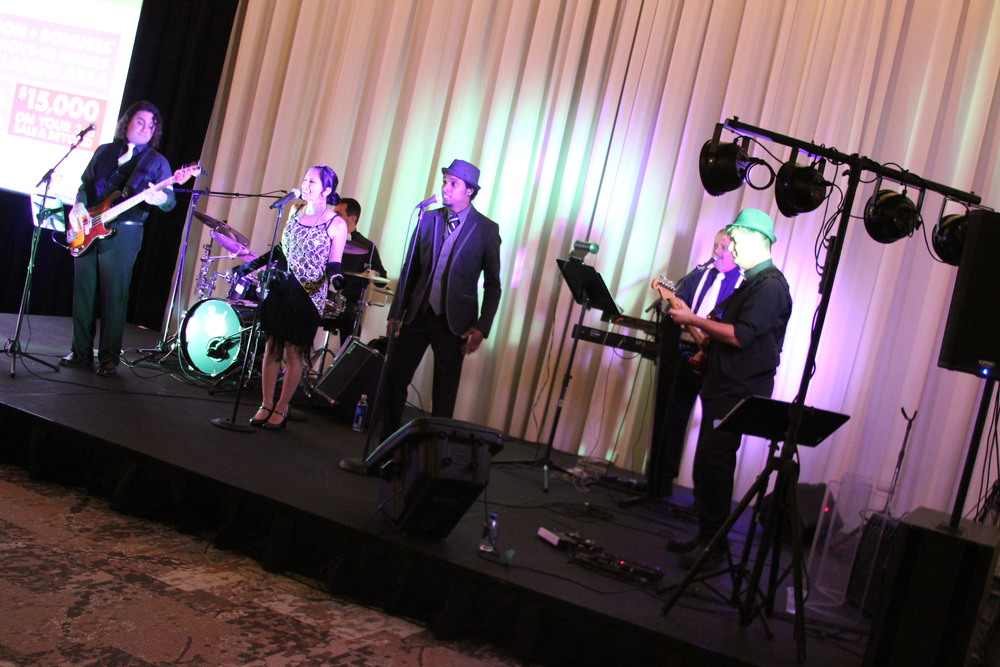 DR. PHILLIPS PERFORMING ARTS CENTER -  Great Gatsby themed Event for meritage homes