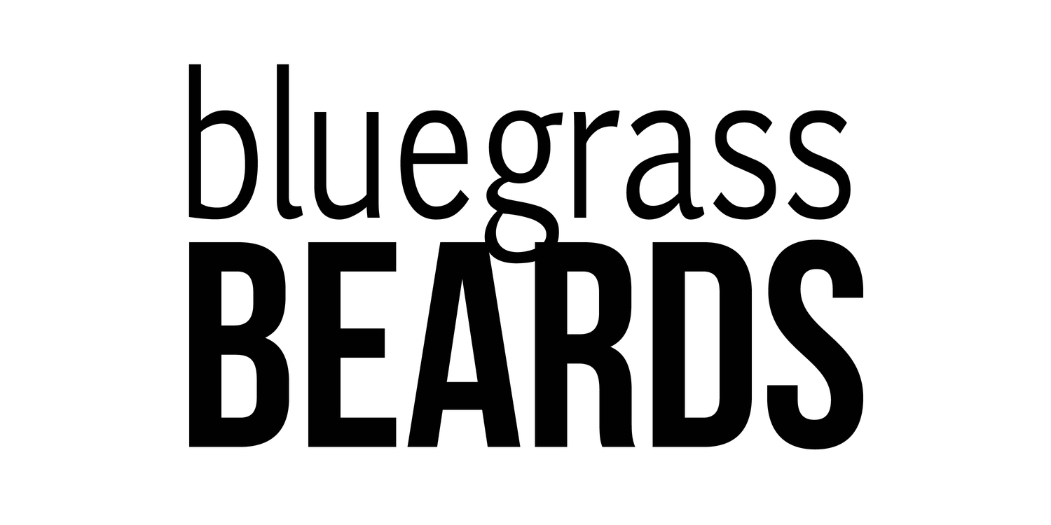 Bluegrass Beards - Beard Oil