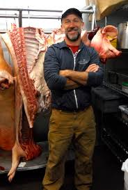 Casey McKissick: Owner and General Manager of Foothills Deli and Butchery in Black Mountain, NC.