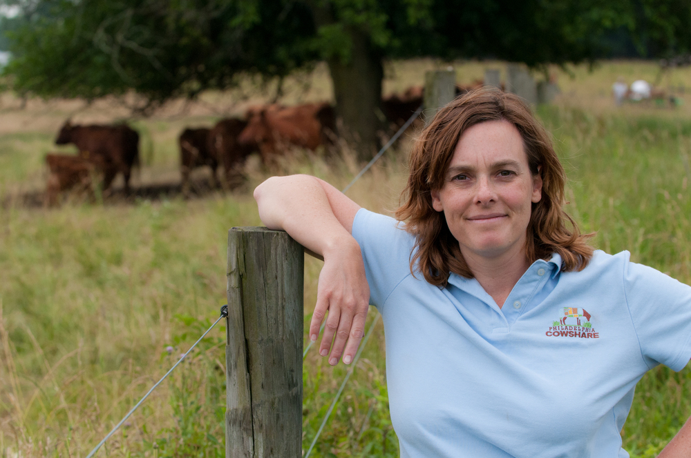 Jessica Moore: Founder of Philly CowShare