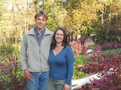 William Lyons and Marie Williamson: Farmer/Owner of Bluebird Farm
