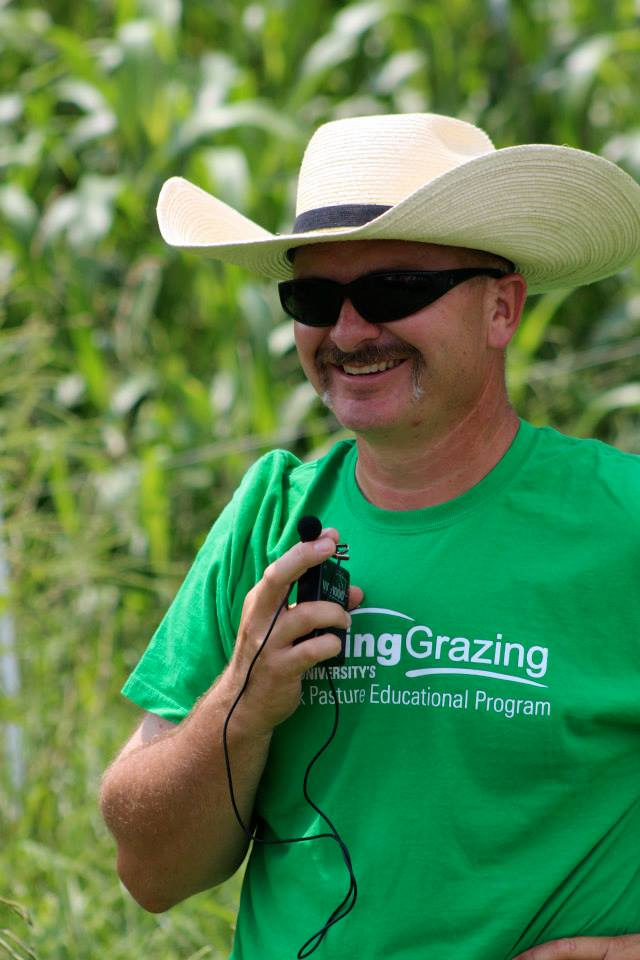Johnny R. Rogers: Owner Rogers Cattle Company LLC, NCSU Amazing Grazing Program Coordinator