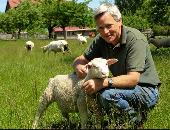 Bruce Dunlop: Livestock Producer and Member of Island Grown Farmers Cooperative, in Washington State