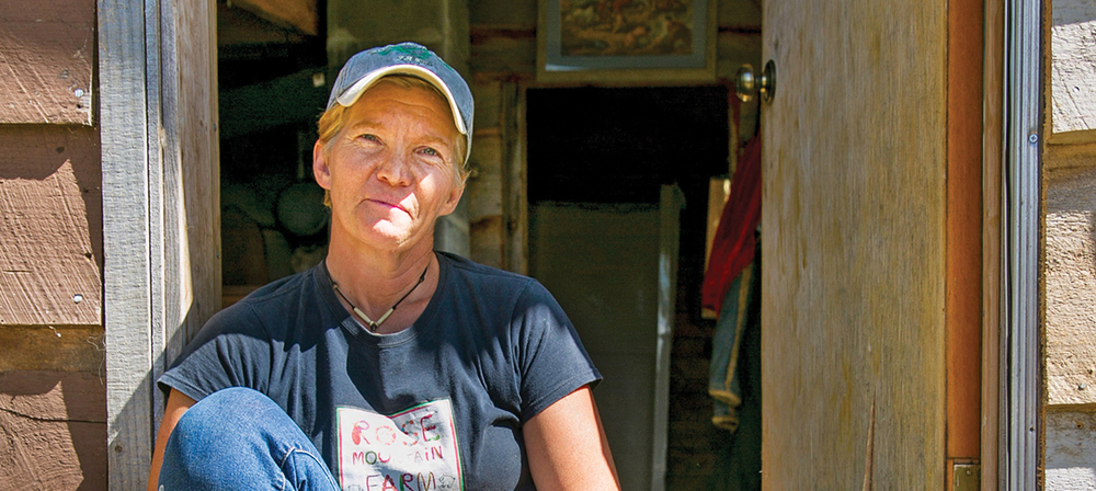 Ann Rose: Owner of Rose Mountain Butcher Shoppe