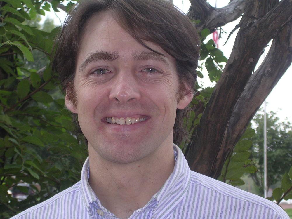 Roland McReynolds, Executive Director of the Carolina Farm Stewardship Association (CFSA)