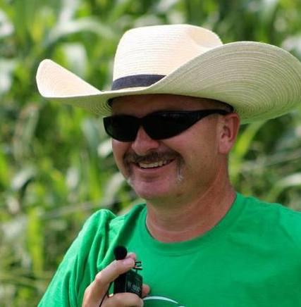 Johnny Rogers, Owner Rogers Cattle Company LLC, NCSU Amazing Grazing Program Coordinator