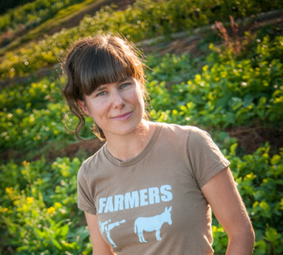 Rebecca Thistlewaite, Author and Program Manager of the Niche Meat Assistance Network