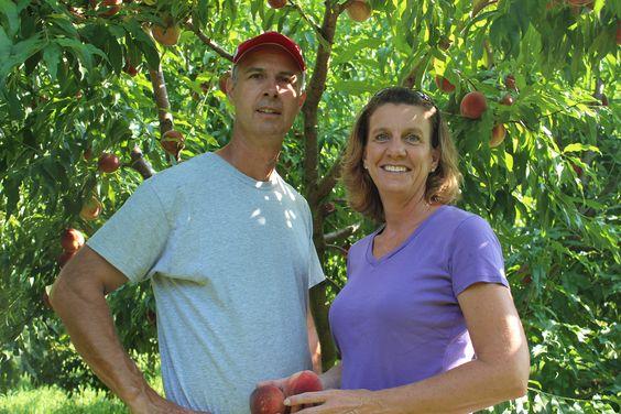 Buron Lanier, Pineywoods Farm