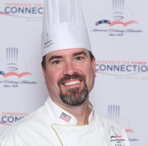 Chef Jeff Bacon, Executive Director, Triad Community Kitchen and Providence Restaurant and Catering