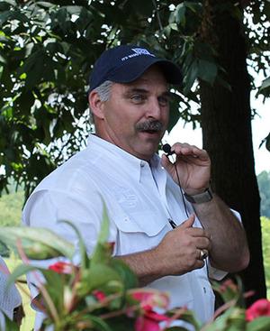Bryan Blinson: Executive Director of the NC Cattlemens Association