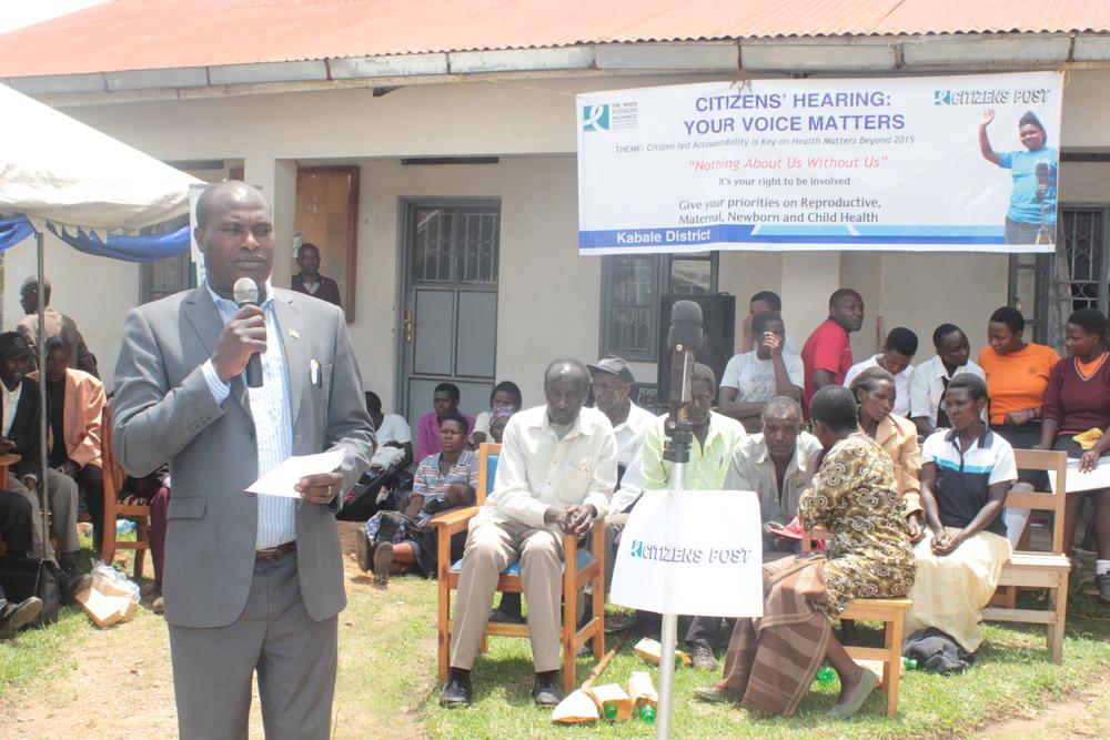 Kabale didtrict speaker.JPG