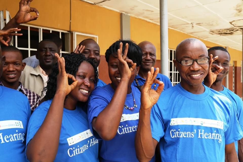Bo District Hearing - Civil Society making Zero Sign - Sierra Leone.jpg