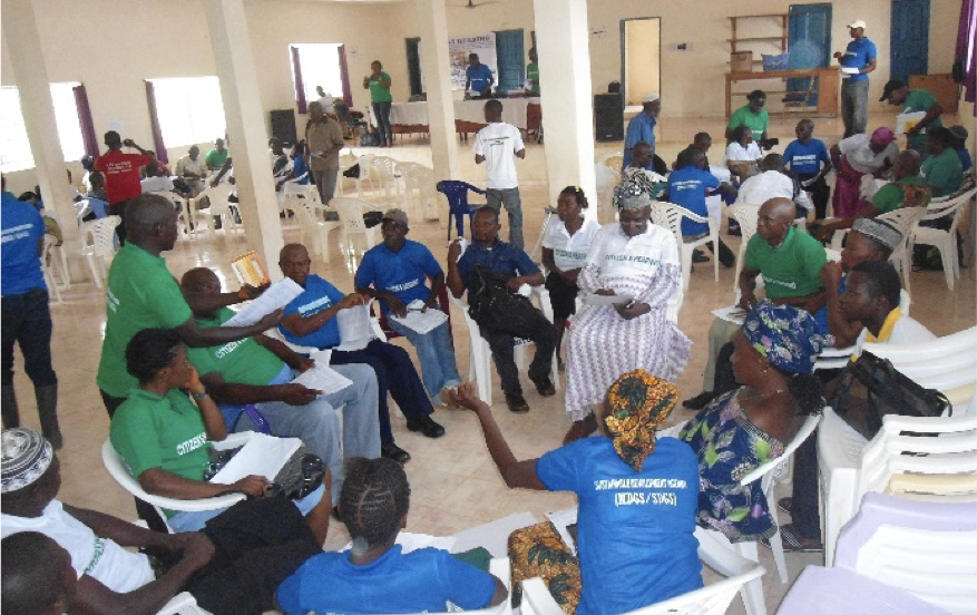 Kailahun District Hearing participants.png