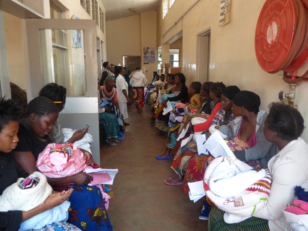 When treated with respect and dignity, women are more likely to deliver in hospitals. WRA Malawi's campaign to teach Respectful Maternity Care to midwives will save lives. Photo: WRA Malawi.