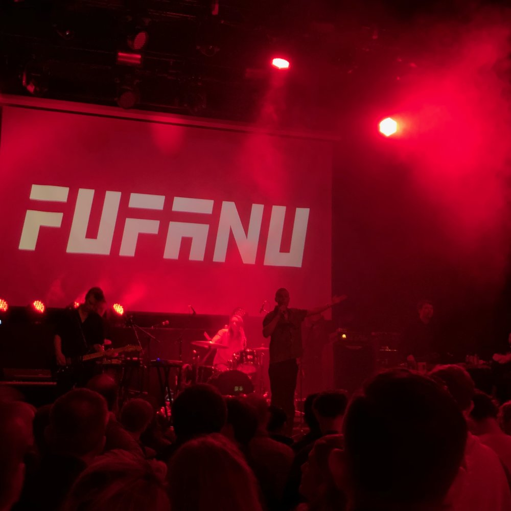 A fan snap shot of Fufanu