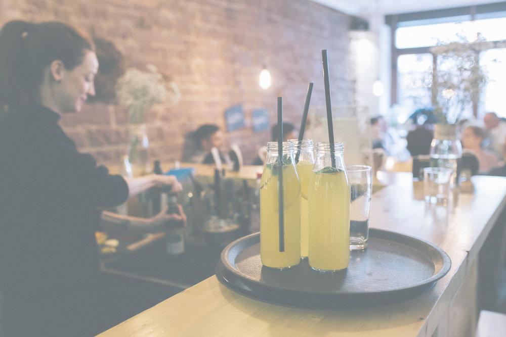 Glück & Verstand // Restaurant