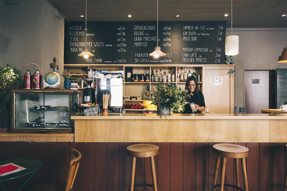 Café Rost // Veganes Café