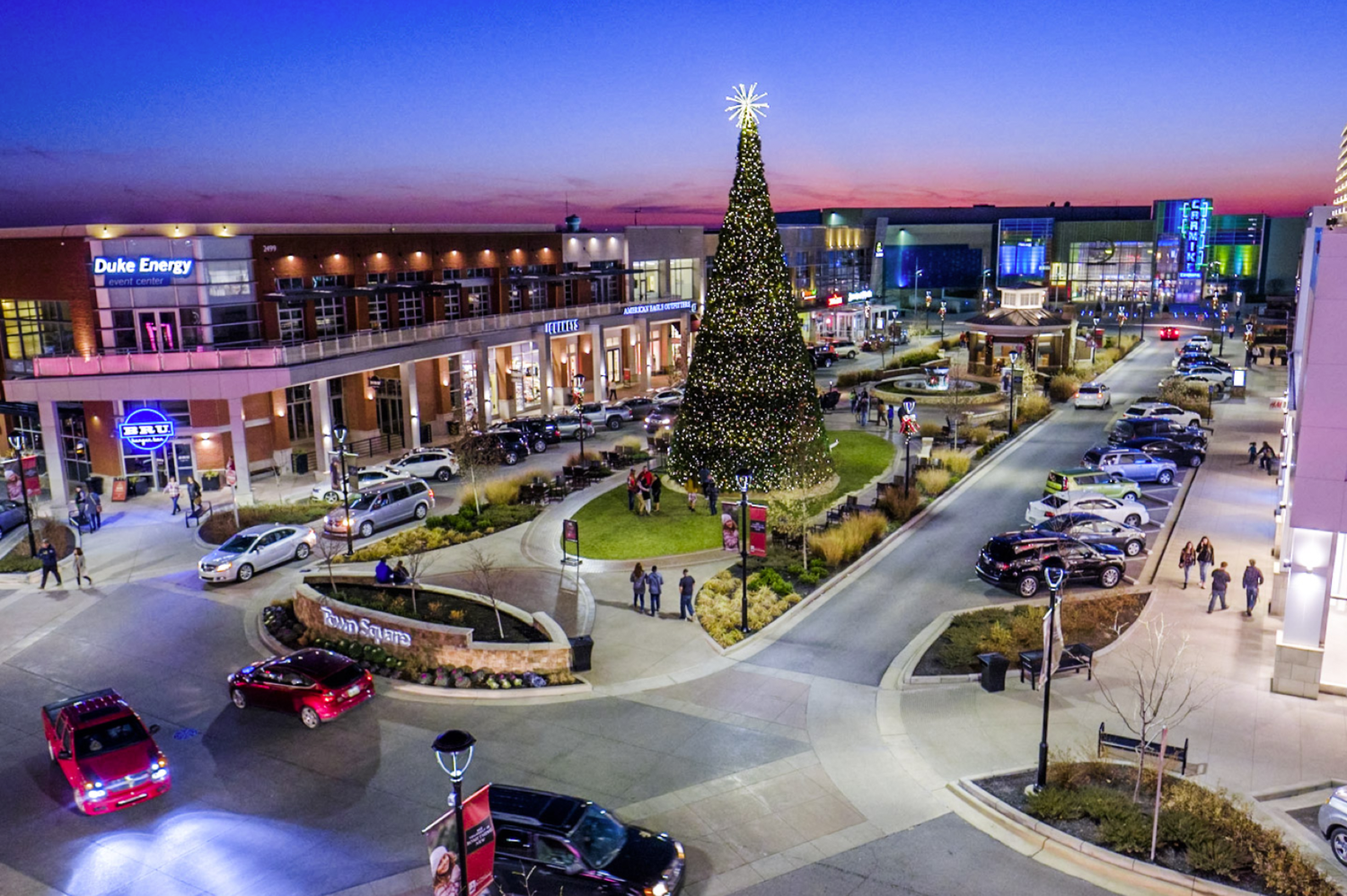 Tree Lighting Indianapolis With The Shops At Perry Crossing Tree Lighting Video u2014 Indianapolis
