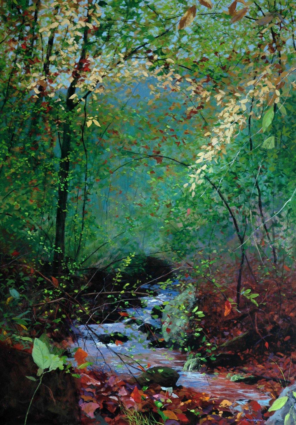 William Jameson, Exploring Light