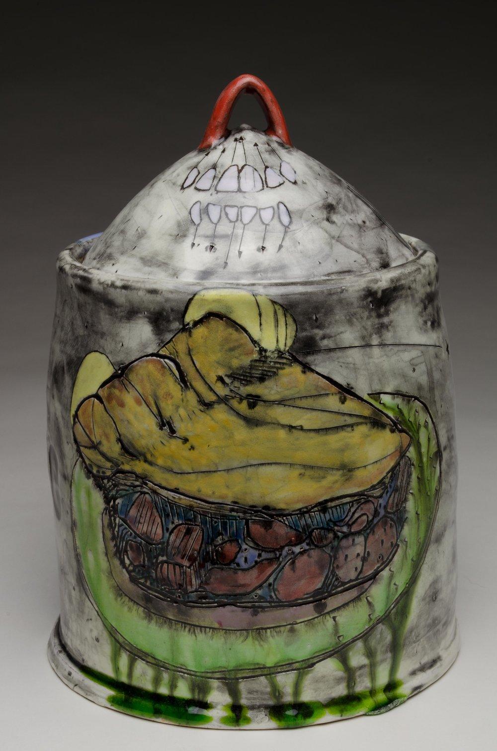 Jay Owens, Ceramics: Exploration in Hand-Building Techniques