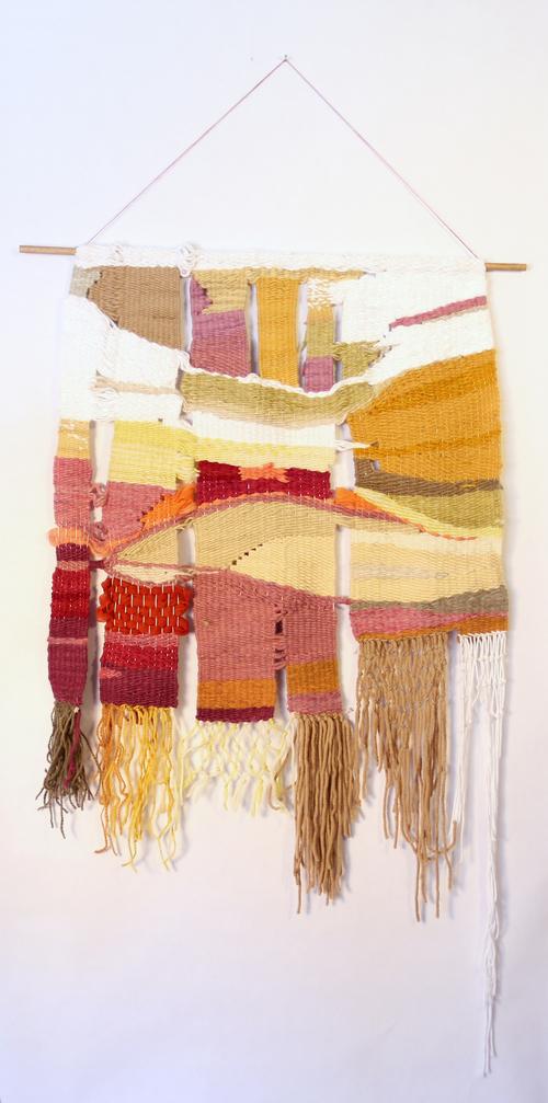 Kristy Bishop, Tapestry Weaving