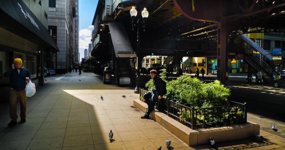 Jean-Baptiste Chuat, Portrait & Street Photography