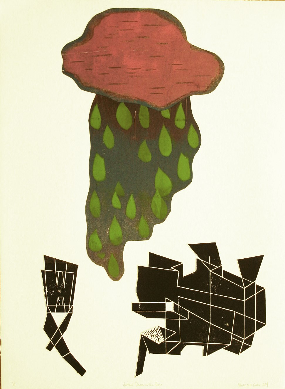 Marty Epp-Carter, Woodcut Prints