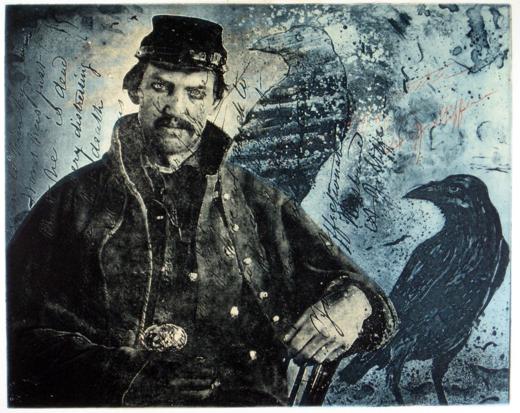 Steven Chapp, Exploring Dry Point Intaglio Printmaking