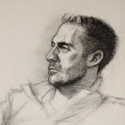 Nathan Bertling, Continuing Drawing