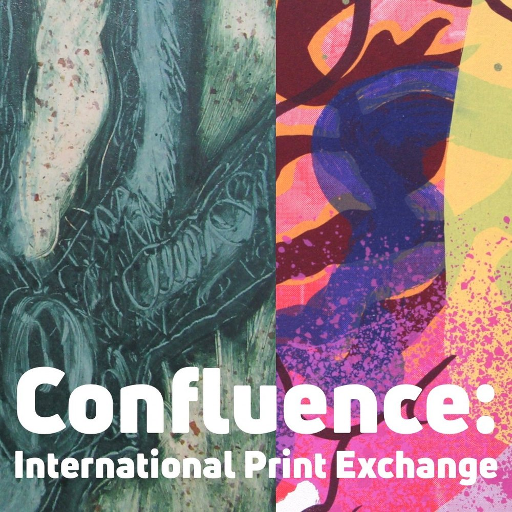 - Confluence: CONTEMPORARY PRINT COLLECTIVE (CPC) SOUTH CAROLINA / TAIWAN PRINT EXCHANGEOCTOBER 6 - NOVEMBER 27, 201722 artists from the Contemporary Printmaking Collective of South Carolina and 22 artists from the Ideas Creation Studio of Taiwan will exhibit together in this international exchange of printmaking ideas and images.  Contemporary Print Collective fosters an awareness for original hand-made artist prints by promoting exhibitions, educational opportunities, and encouraging the art of collecting prints.