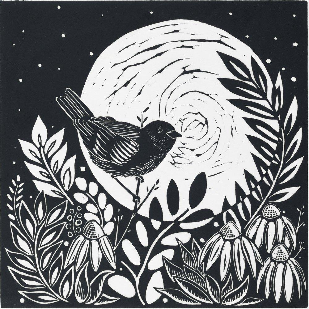Sunny Mullarkey McGowan, Relief Printmaking