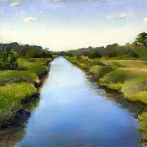 Daniel Helgemo, The Impressionist Landscape