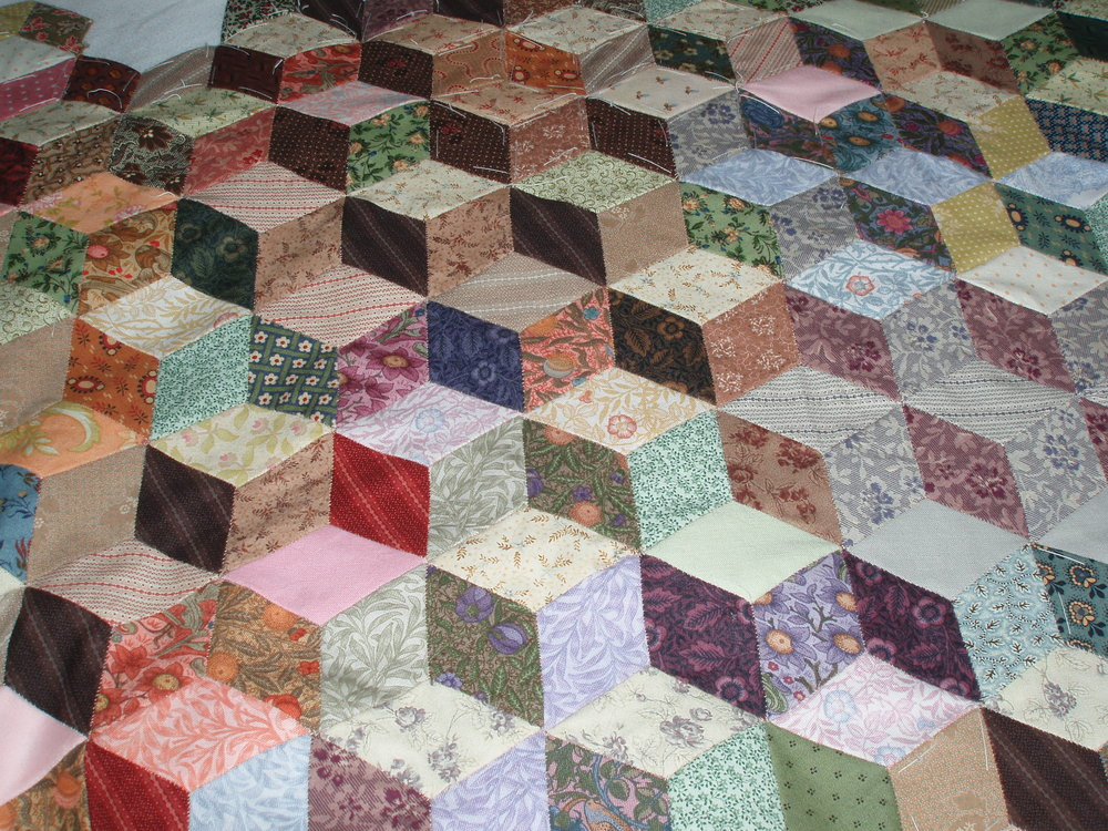 Debbie Moyes, Hand Pieces Quilts