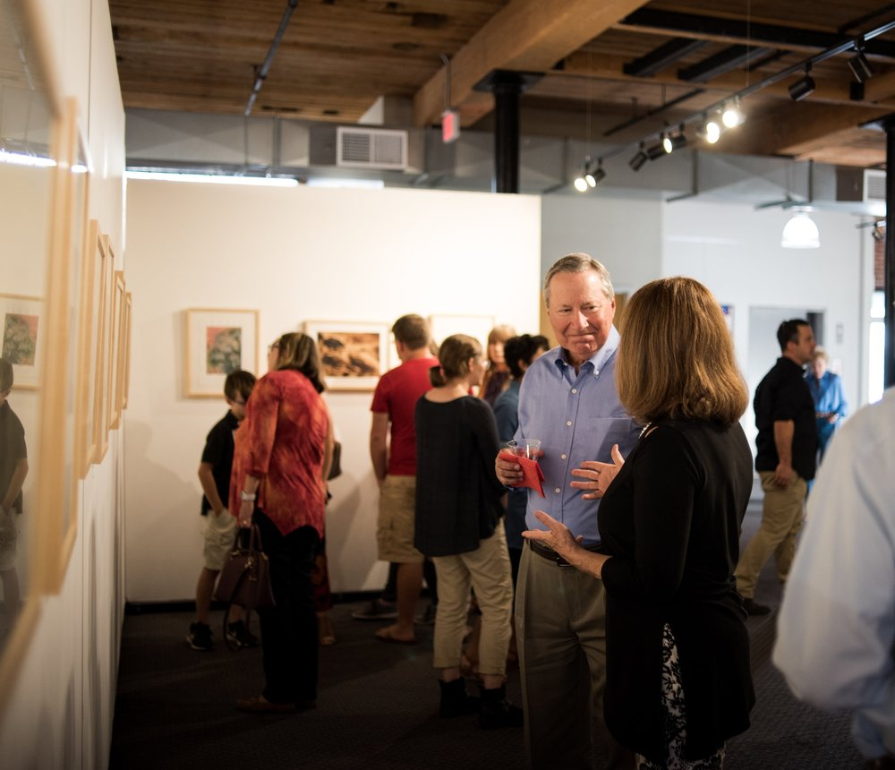 Events in the Main Gallery Photo by  Jon Stegenga