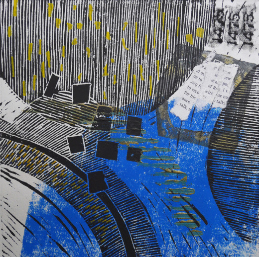 Sylvie Bucher, Printmaking Introduction in French