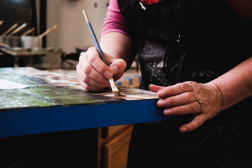 E. Marie Robertson, Advanced Techniques in Encaustic Painting