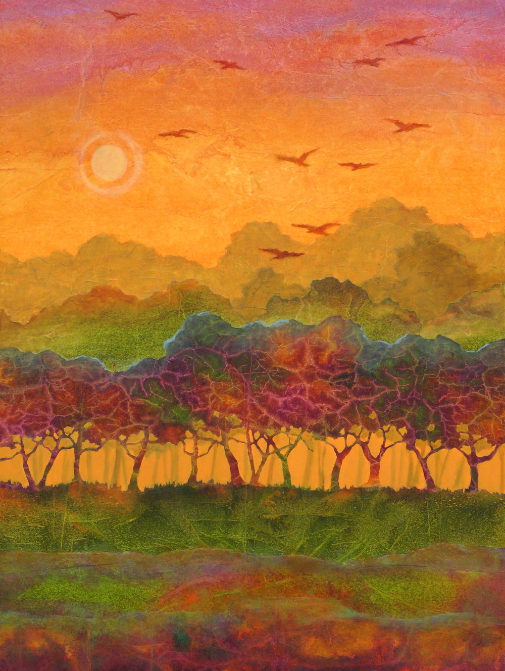 Jane Todd Butcher_Making Our Mark -Skybirds.JPG