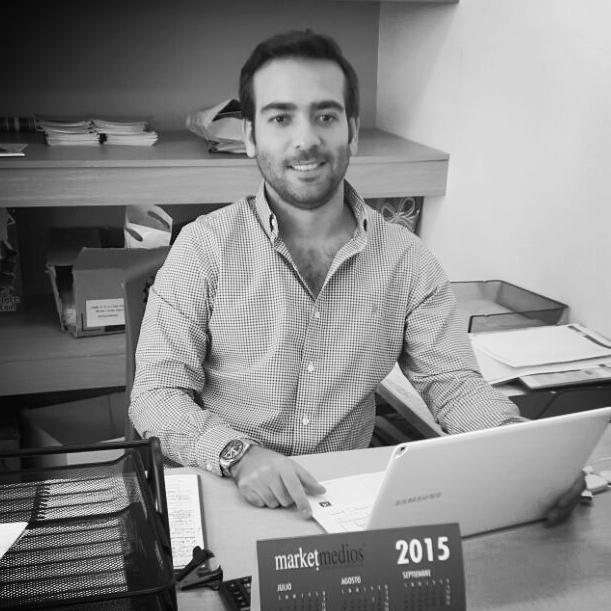 Felipe Pineda  Panama CEO  felipepineda@marketmedios.com