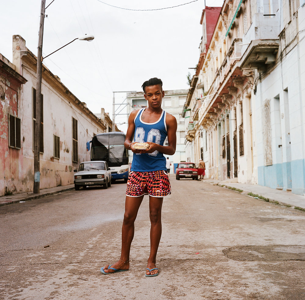 One of the images from my I Am Cuba series, a photo series that highlights the people of Cuba.