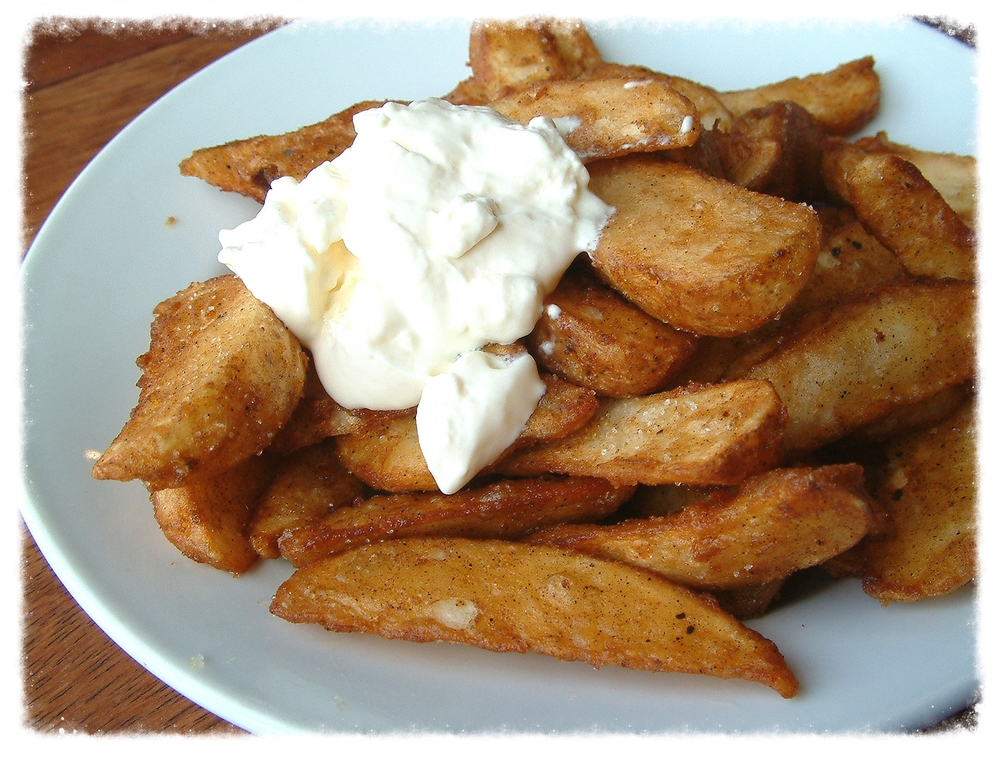 Use plain Greek yogurt as a sour cream, heavy cream, and general dairy replacement.