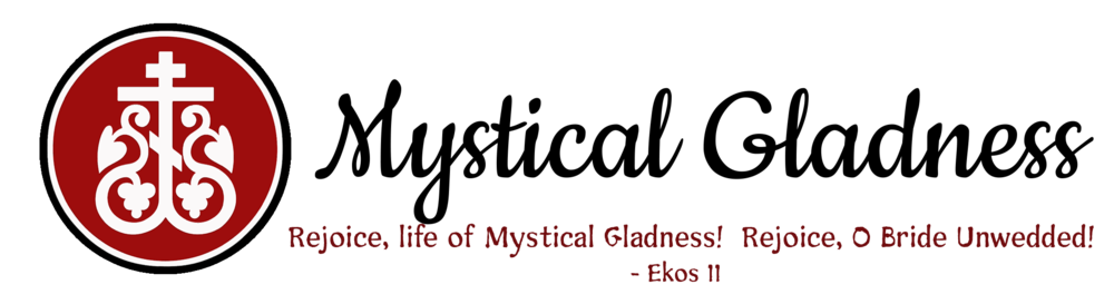 Mystical Gladness Catalog — Orthodox Icons and Embroidery